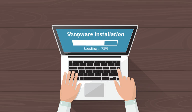 shopware-installation