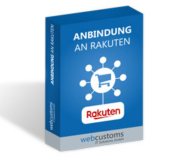 marketplace connector rakuten